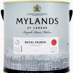 Обои MyLands , арт. Metal Primer White