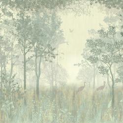 Обои Affresco Ботаника, арт. ID135980