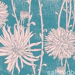 Обои Affresco Colore - фоновые обои, арт. blue Lagoon 10