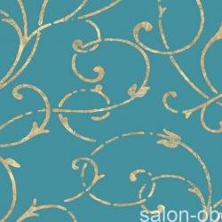 Обои Affresco Colore - фоновые обои, арт. blue Lagoon 17