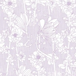 Обои Affresco Colore - фоновые обои, арт. purple life 27