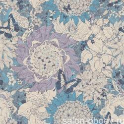 Обои Affresco Colore - фоновые обои, арт. Succulent Palette 71
