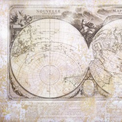 Обои Affresco Графика и Карты, арт. 0020