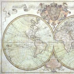 Обои Affresco Графика и Карты, арт. 0021
