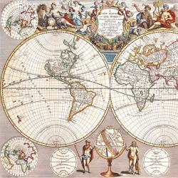 Обои Affresco Графика и Карты, арт. 0047