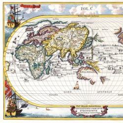 Обои Affresco Графика и Карты, арт. 0053