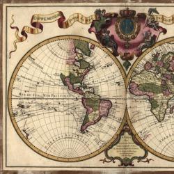 Обои Affresco Графика и Карты, арт. 0072