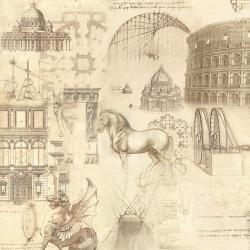 Обои Affresco Графика и Карты, арт. 5063