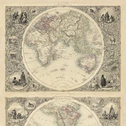 Обои Affresco Графика и Карты, арт. ID136479