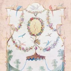 Обои Affresco Классические орнаменты, арт. 3396
