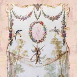 Обои Affresco Классические орнаменты, арт. 3397