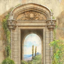 Обои Affresco Пейзаж, арт. 4869