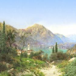 Обои Affresco Пейзаж, арт. 4873