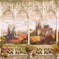 Обои Affresco Пейзаж, арт. 4959