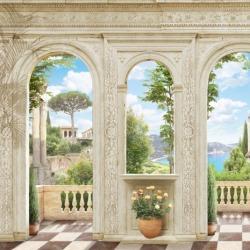 Обои Affresco Пейзаж, арт. 6250