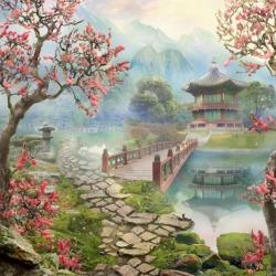 Обои Affresco Пейзаж, арт. 6422
