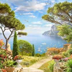 Обои Affresco Пейзаж, арт. 6434