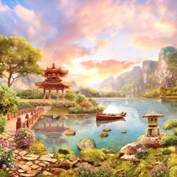 Обои Affresco Пейзаж, арт. 6468