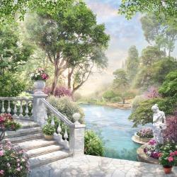 Обои Affresco Пейзаж, арт. 6533