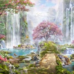 Обои Affresco Пейзаж, арт. 6548