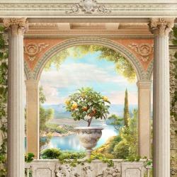 Обои Affresco Пейзаж, арт. 6568