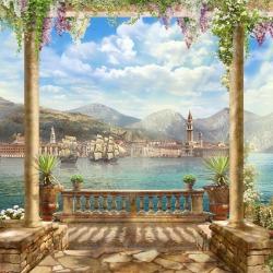 Обои Affresco Пейзаж, арт. 6911