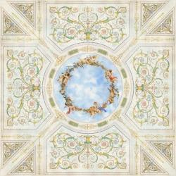 Обои Affresco Сюжеты для потолков, арт. 9023