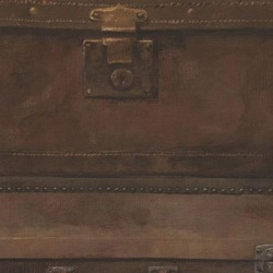 Обои Andrew Martin Engineer, арт. Luggage LU02 Leather