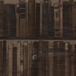 Обои Andrew Martin Navigator, арт. Library Leather