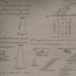 Обои Andrew Martin Navigator, арт. Pythagoras Taupe
