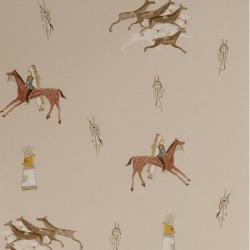 Обои Andrew Martin The Kit Kemp Collection,, арт. Apache-Sienna