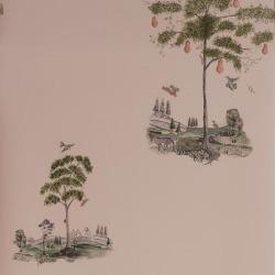 Обои Andrew Martin The Kit Kemp Collection,, арт. Pear Tree-Setting Plaster