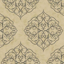 Обои Antonina Vella Kashmir, арт. BH8342