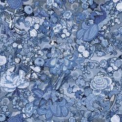 Обои Arte MOOOI Tokyo Blue, арт. MO3012