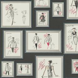Обои AS Creation Karl Lagerfeld, арт. 37846-1
