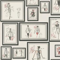 Обои AS Creation Karl Lagerfeld, арт. 37846-3