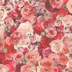 Обои AS Creation Urban flowers, арт. 327223