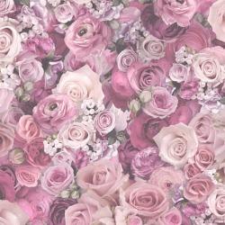 Обои AS Creation Urban flowers, арт. 327224