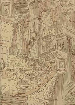 Обои Ashford House Toiles, арт. AT4108