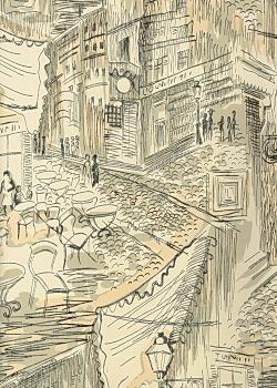 Обои Ashford House Toiles, арт. AT4111