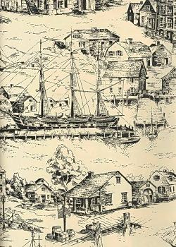 Обои Ashford House Toiles, арт. AT4134