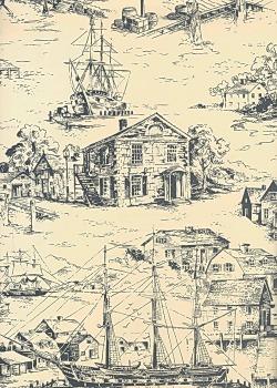 Обои Ashford House Toiles, арт. AT4135