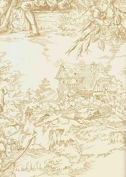 Обои Ashford House Toiles, арт. AT4157