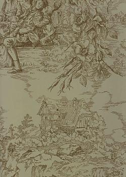 Обои Ashford House Toiles, арт. AT4161