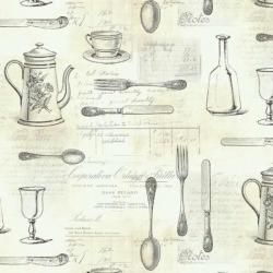 Обои AURA Creative Kitchens, арт. KE29939