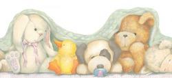 Обои AURA Honey Bunny, арт. IF2530B
