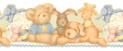 Обои AURA Honey Bunny, арт. LK1439BYK