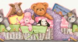 Обои AURA Honey Bunny, арт. RU8126B