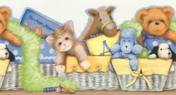 Обои AURA Honey Bunny, арт. RU8127B
