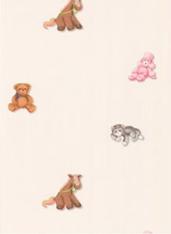 Обои AURA Honey Bunny, арт. RU8130